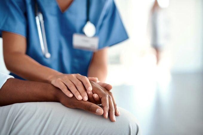 patient doctor diagnosis