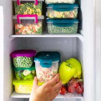 How to Freeze Fresh Foods to Prevent Waste