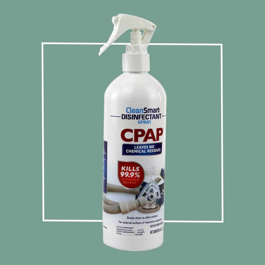 cleansmart CPAP spray