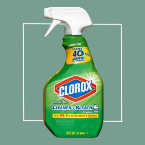 9 EPA-Registered Coronavirus Cleaning Products