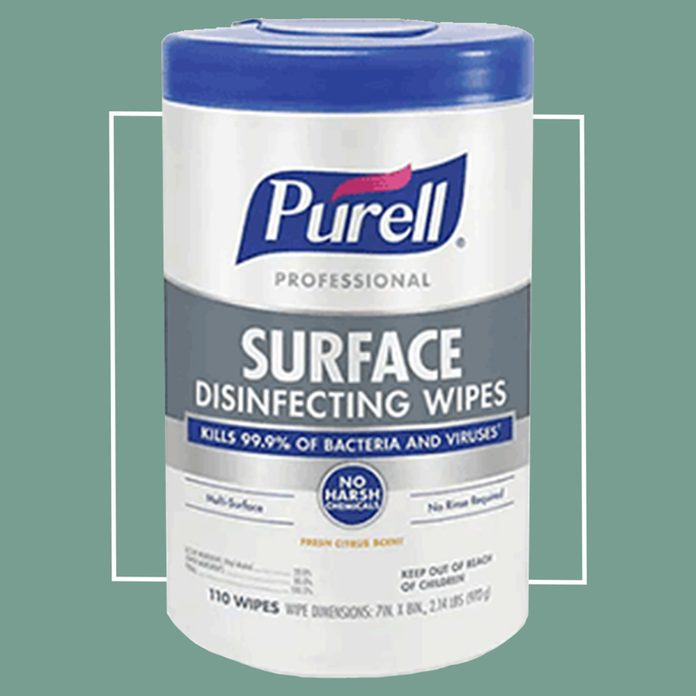 Purell Surface Disinfecting Wipes
