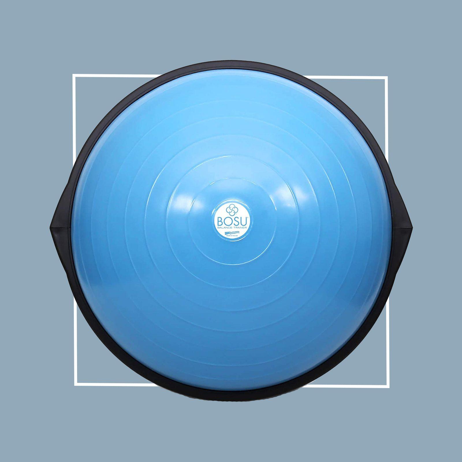 bosu balance ball exercise
