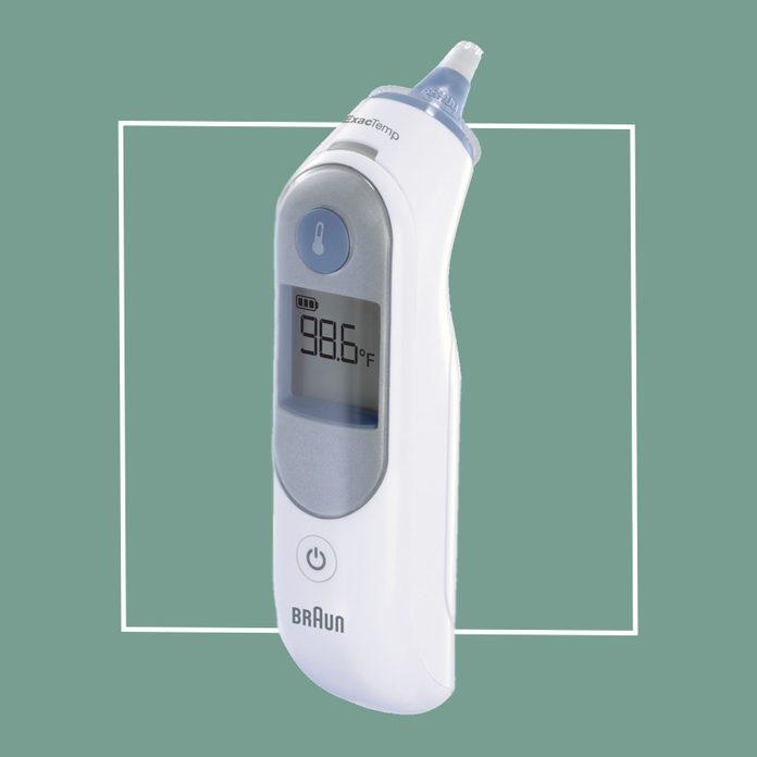 braun thermometer