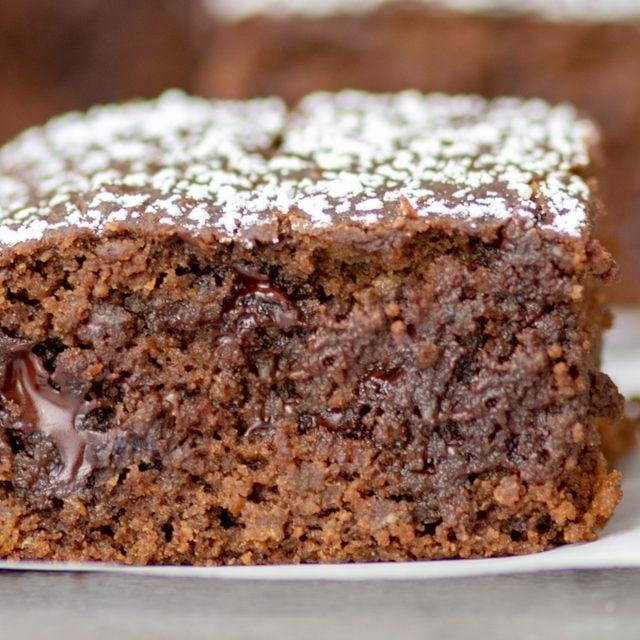 lentil brownies recipe