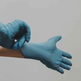 Wearing Gloves to Protect Against Coronavirus? Here's What You're Doing Wrong
