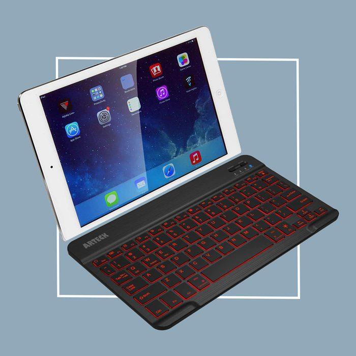 ergonomic wireless keyboard