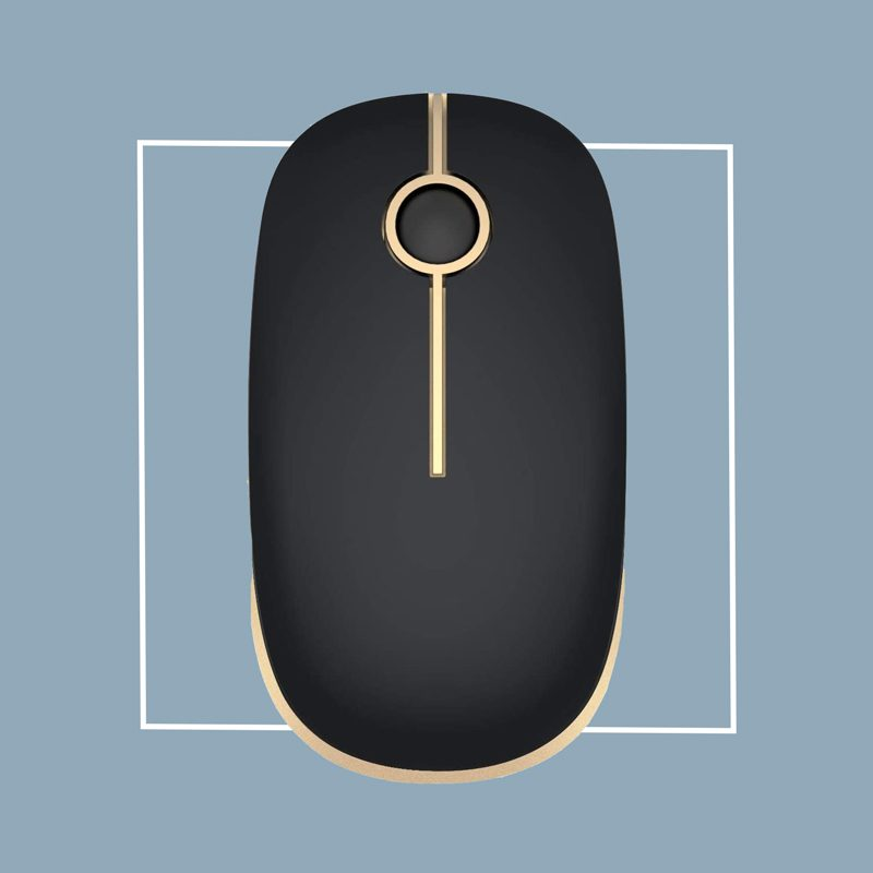 ergonomic wireless mouse