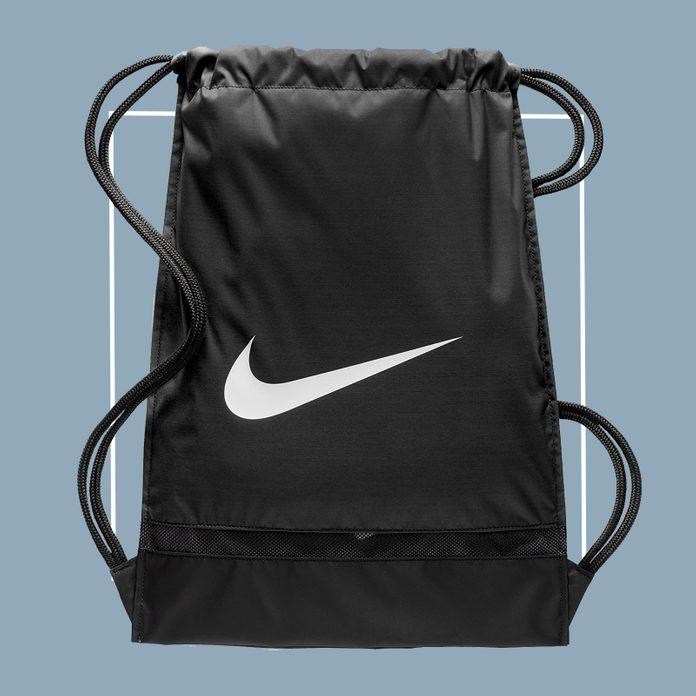 nike drawstring bag