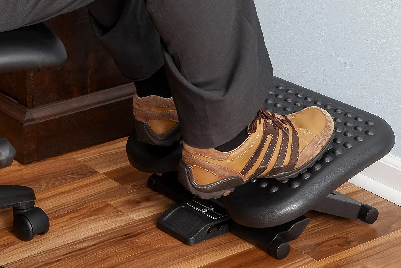 under desk foot rest for arthritis