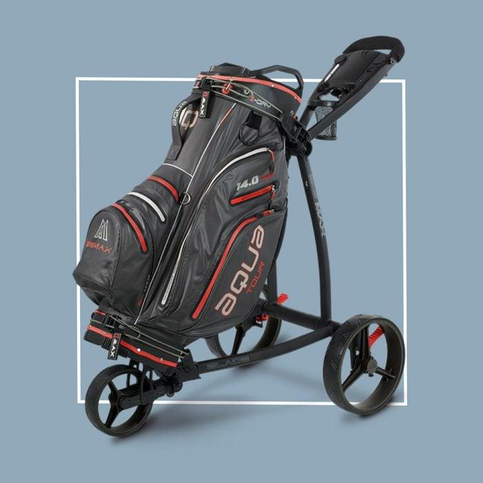 BIG MAX Blade IP golf push cart