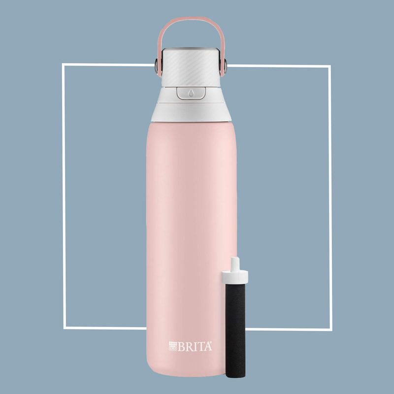 brita stainless steel water bottle