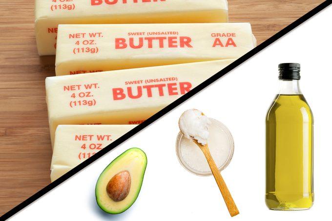 butter alternatives