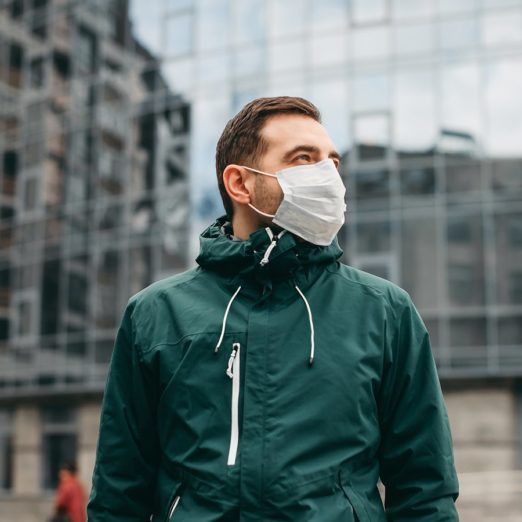 Can You Catch Coronavirus From Your Clothes?