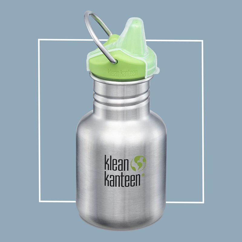 klean kanteen stainless steel water bottle