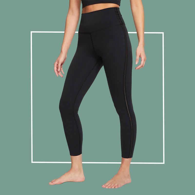 nike yoga leggings for warm weather