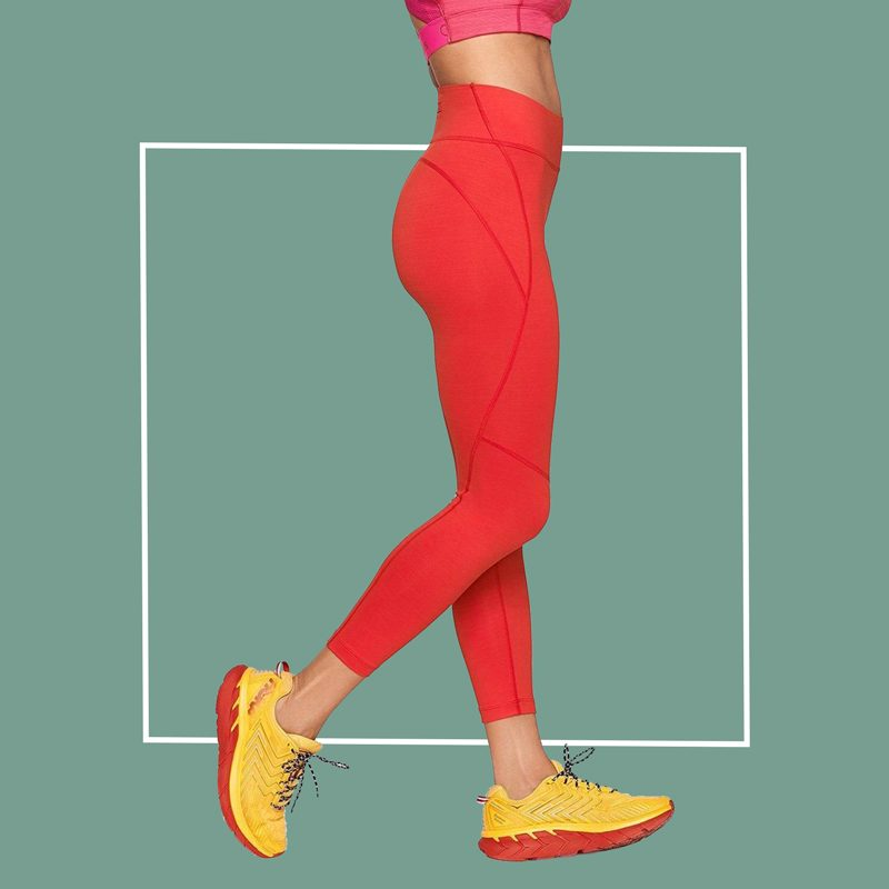 tech sweat leggings for warm weather