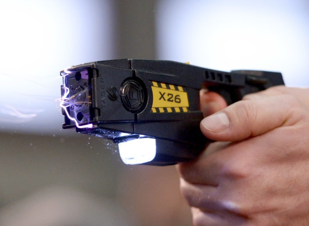 Here's What Happens When You Get Tased—and What to Do