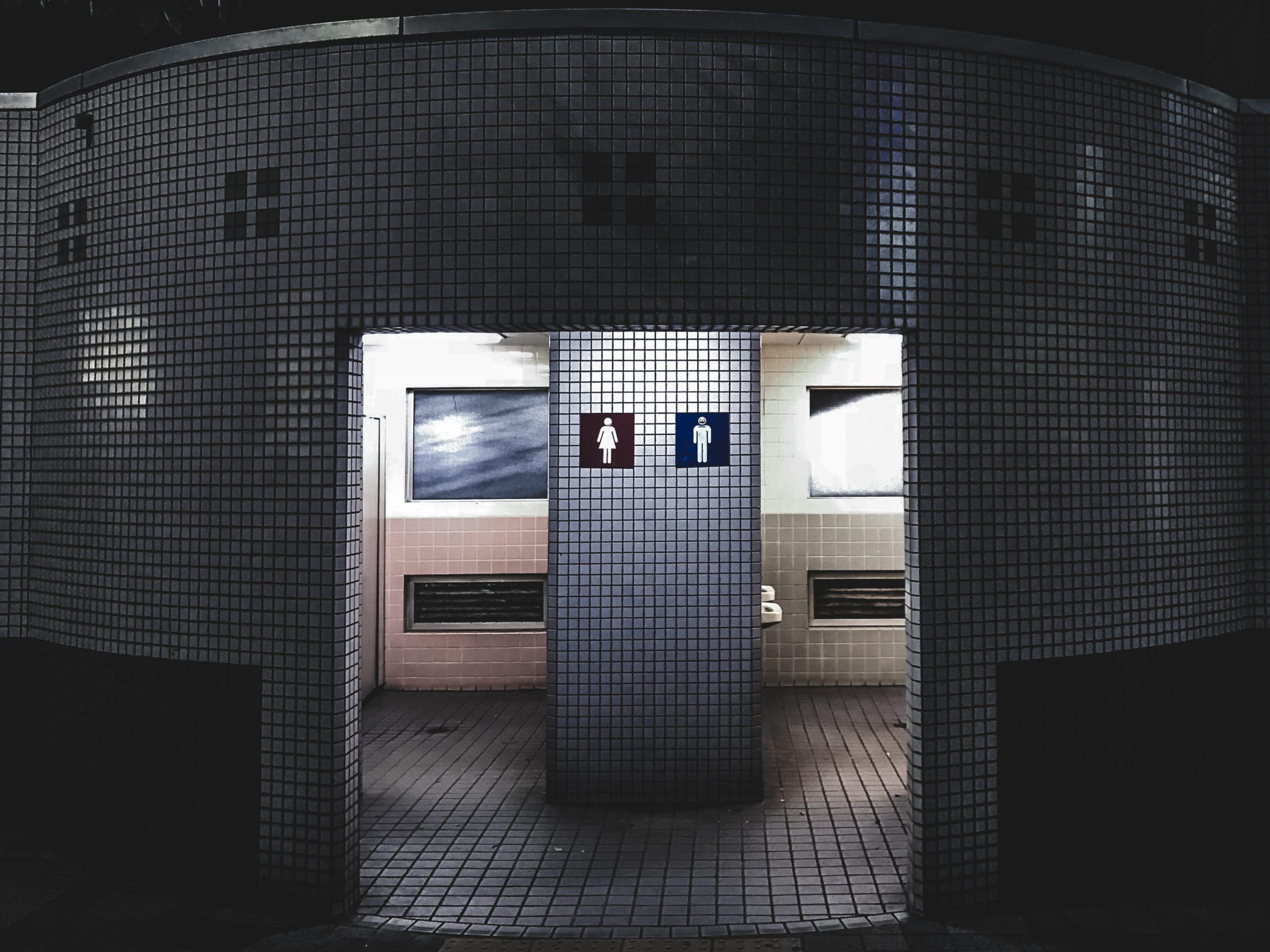public restrooms
