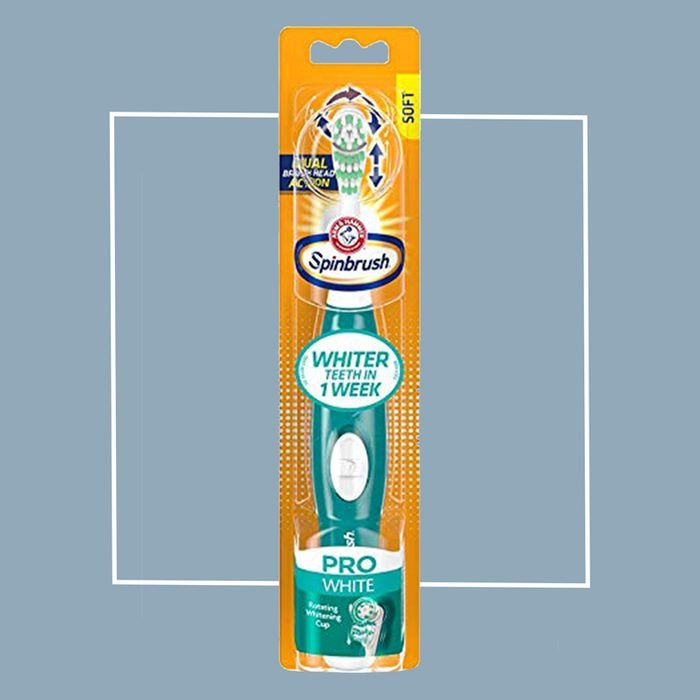 arm and hammer electric toothbrush
