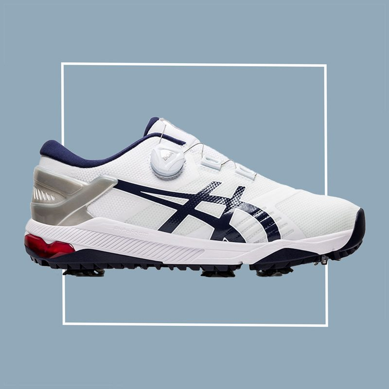 asics golf shoe
