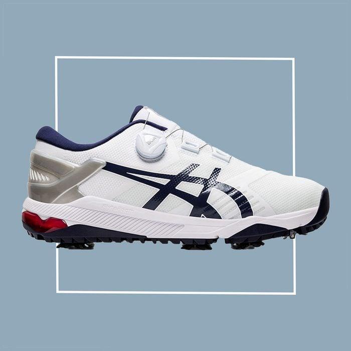 asics golf shoe