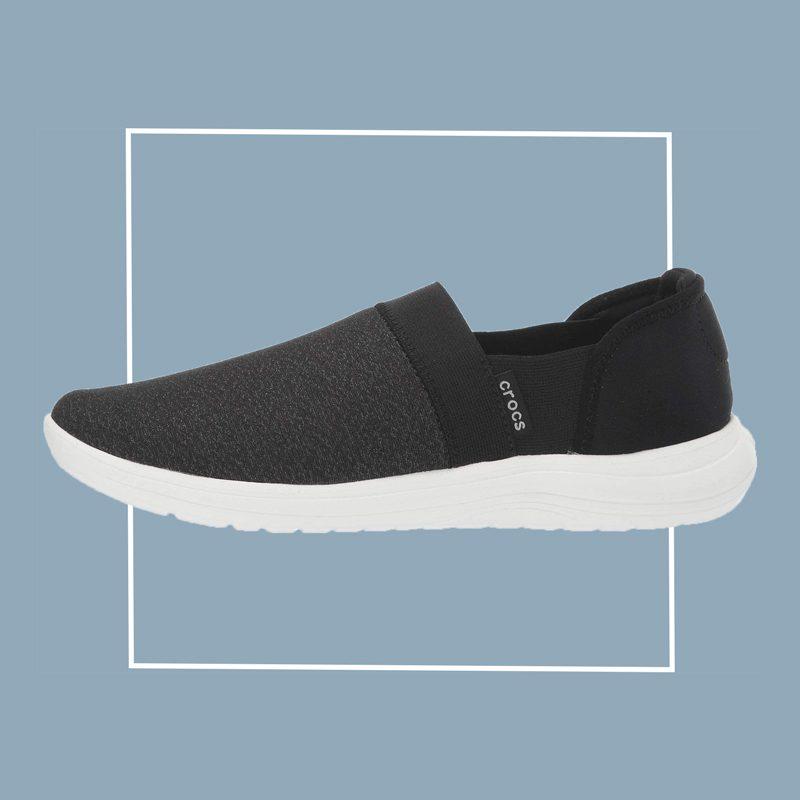 crocs revivia slip on sneaker