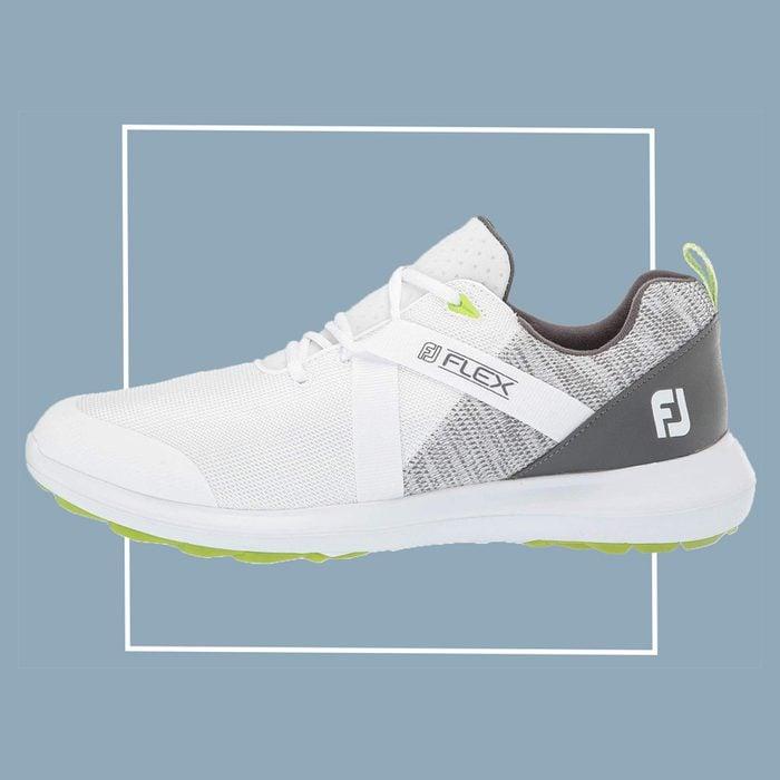 footjoy flex golf shoe