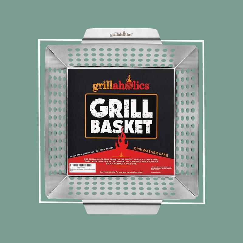 grillaholics grill basket