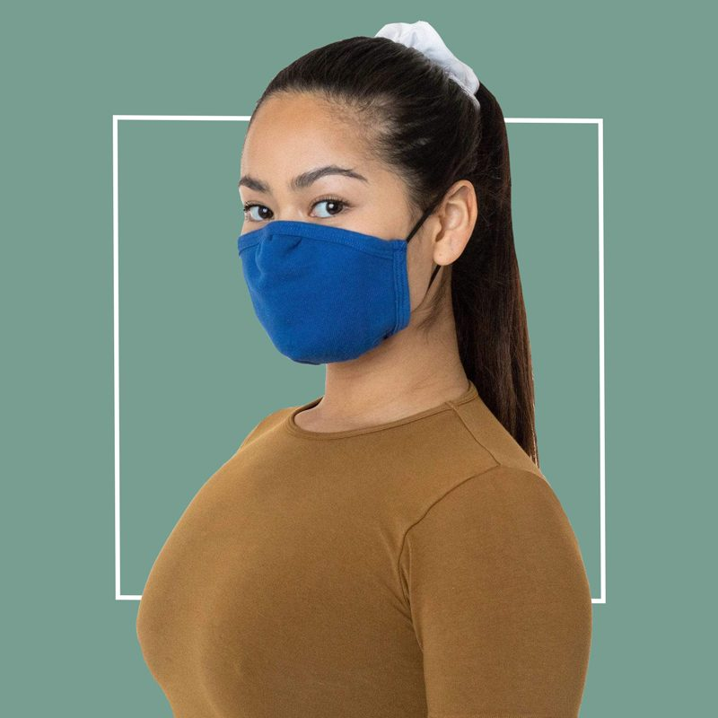 los angeles apparel face mask