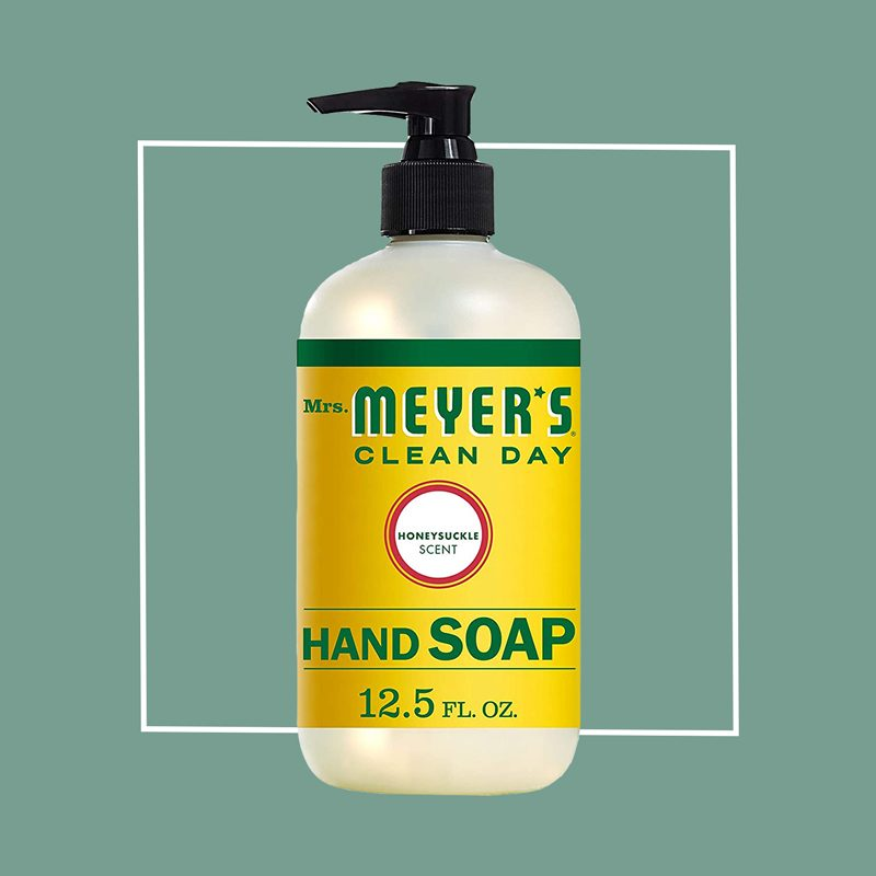 meyer's hand soap