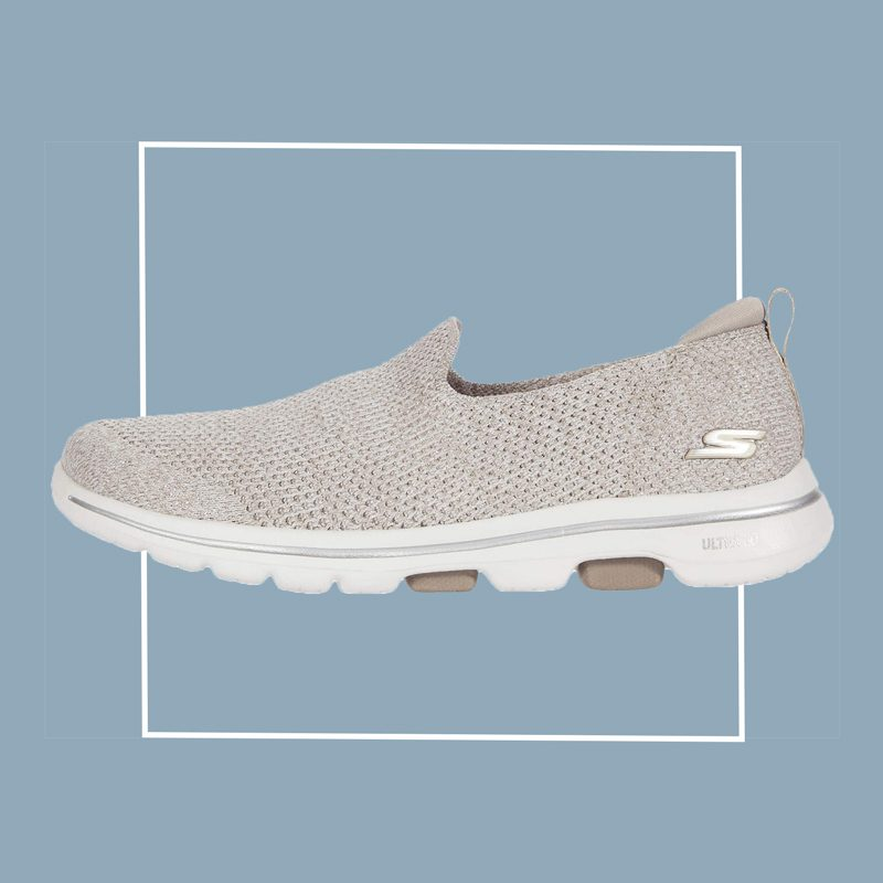 skechers go walk slip on sneaker