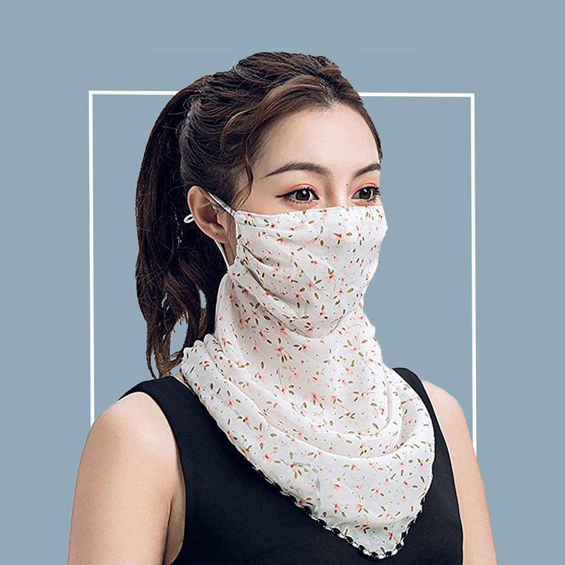 SolForis face scarf