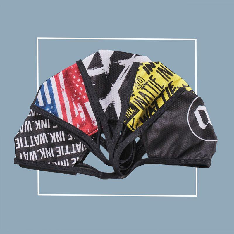wattie ink face masks
