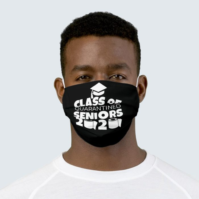 Class of 2020 face mask