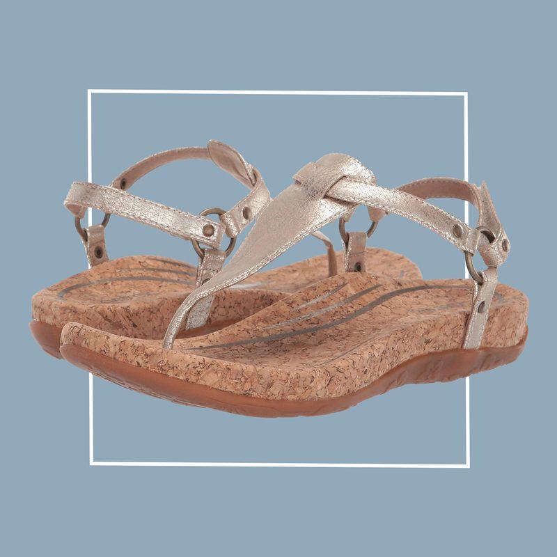 aetrex amelia sandals
