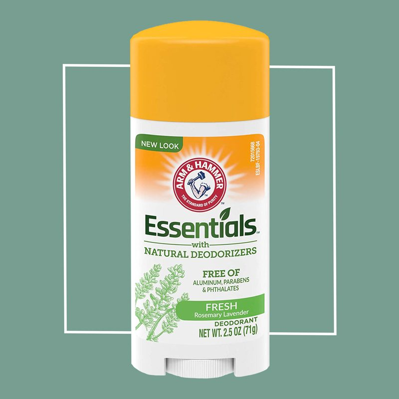 arm and hammer essentials natural deodorant