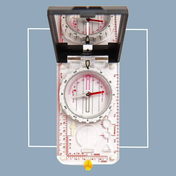 boy scout sighting compass