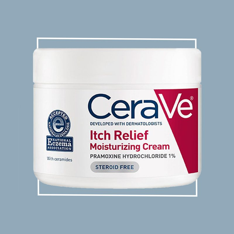 cera ve itch relief moisturizing cream