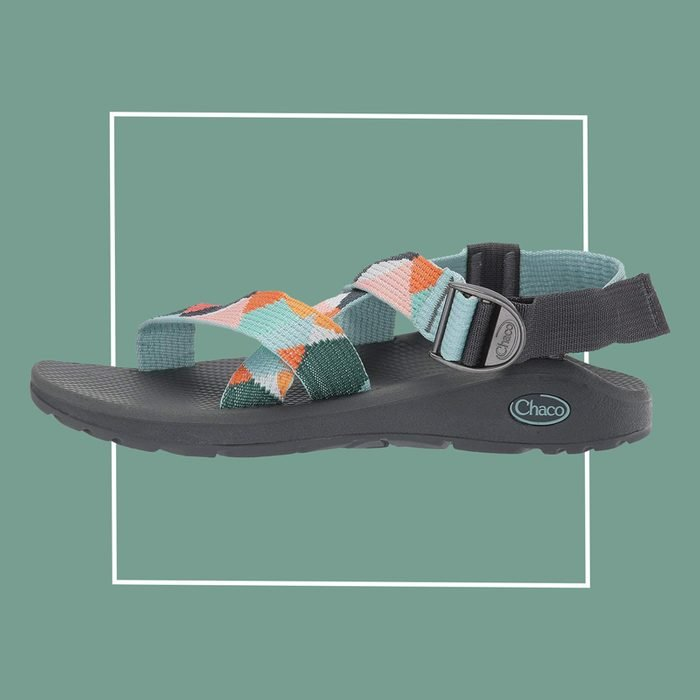 chaco mega z cloud sandal