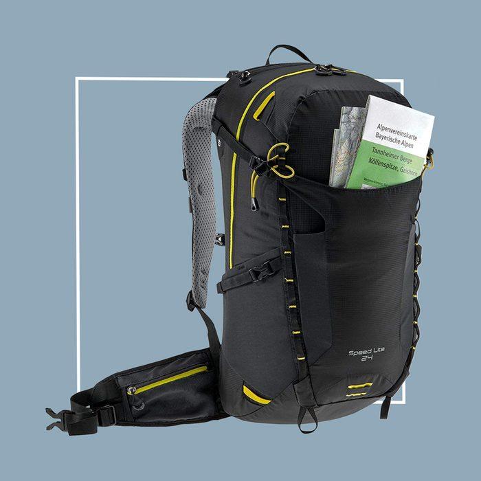 deuter speed lite hiking backpack
