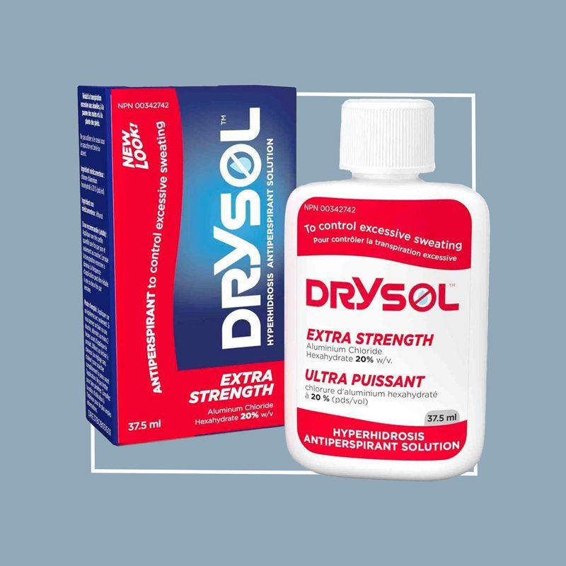 drysol solution antiperspirant