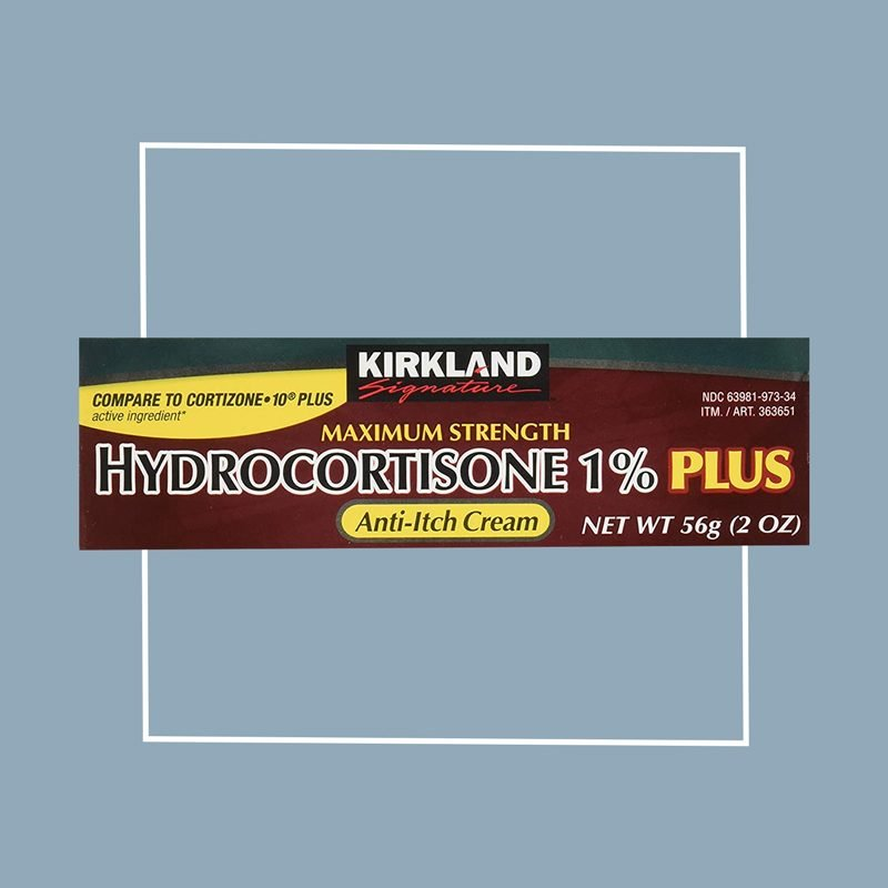 kirkland hydrocortisone cream