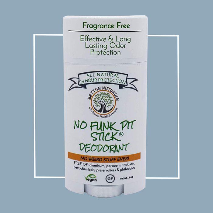 no funk pit stick fragrance free deodorant