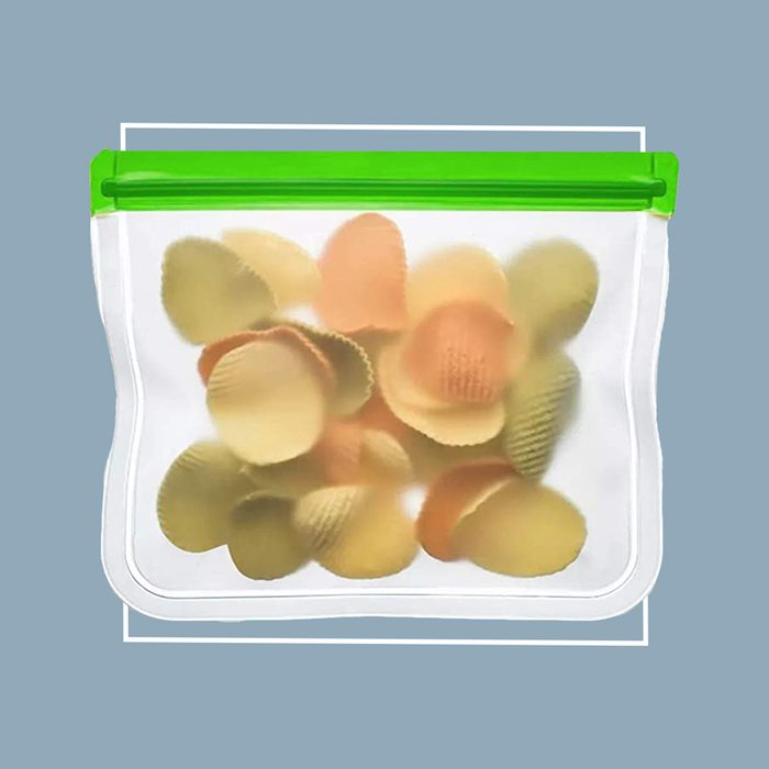 silicone snack bags
