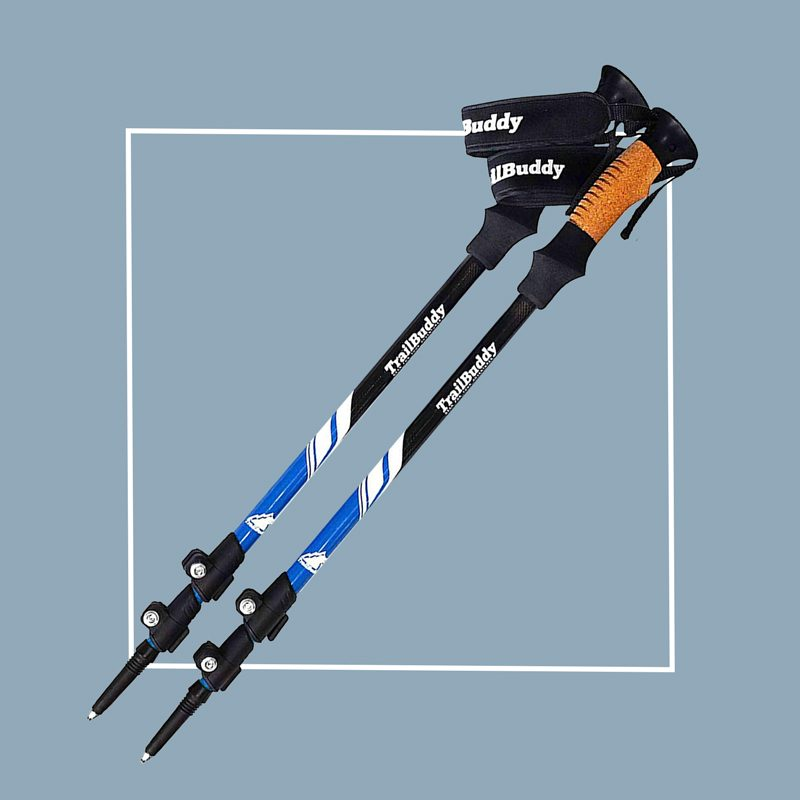 trailbuddy hiking poles