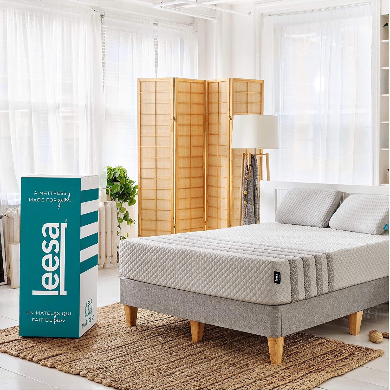 Leesa Luxury Hybrid 11-Inch Queen Mattress