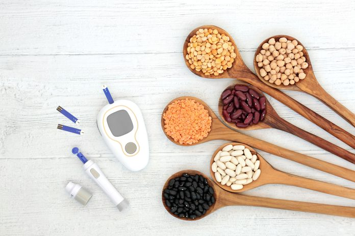 Low GI Food and Blood Sugar Testing Equipment