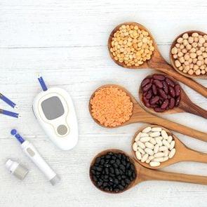 Low GI Food and Blood Sugar Testing Equipment