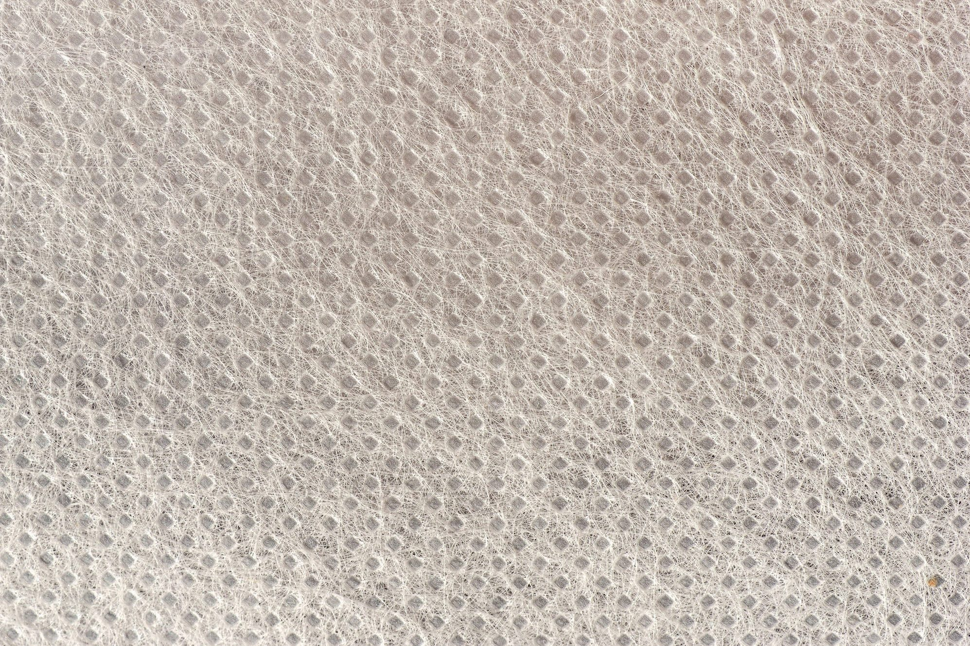 polypropylene fabric texture close up