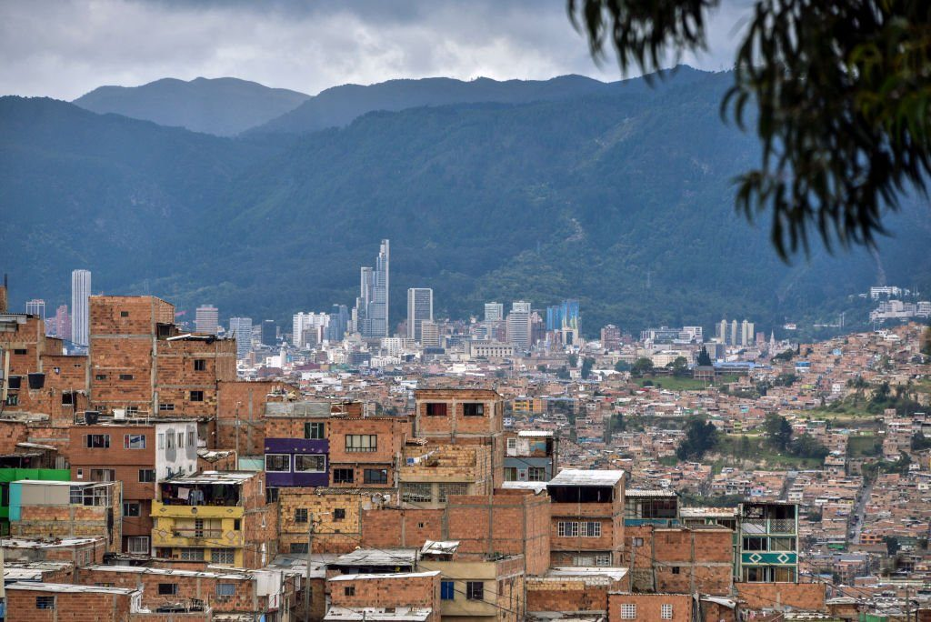 Bogota Starts Rotating Lockdown System Against Coronavirus